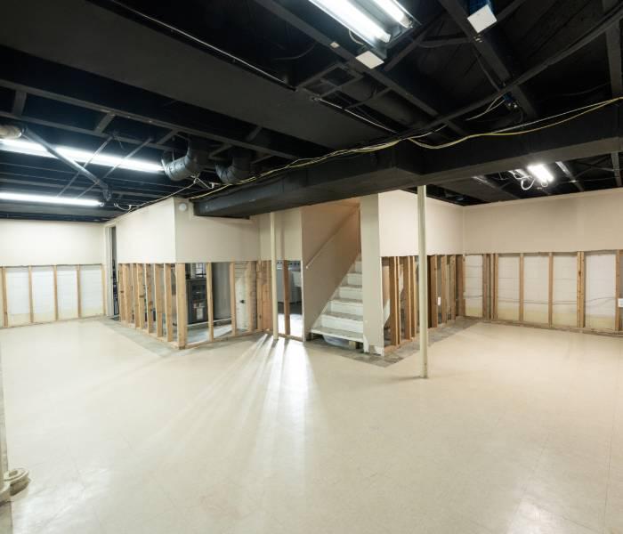interior basement waterproofing in Pittsburgh PA